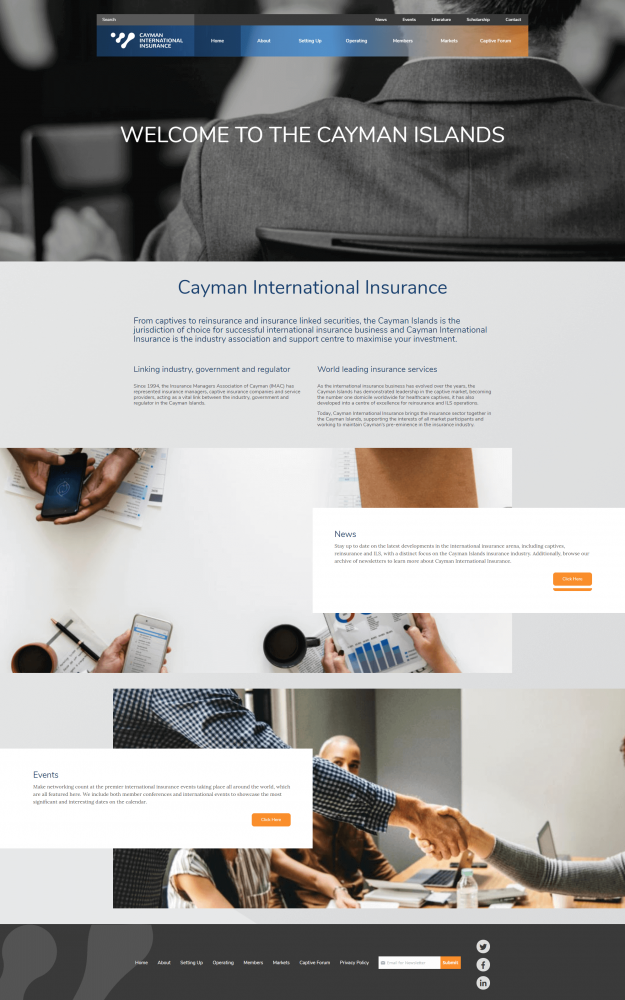 Cayman International Insurance